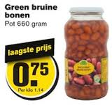 bruine-bonen